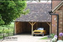 Garages / A selection of Julius Bahn's Garage Projects