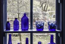 Glass Jars and Bottles / love assorted mason jars and seltzer bottles