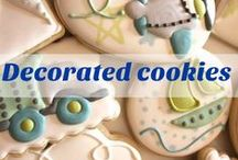 Decorated cookies, Galletas, Glasa, Royal icing cookies, Ideas,butter, / Inspiration, Butter cookies, Decorated cookies, Fondant cookies, Cooking,baked,sweet, TIPS, IDEAS, Advices decorating