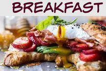 Breakfast / recipes, table,bread, toast, wraffles, muffins, easy