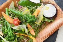 Ensaladas con Bimi / Salads and sautes with Bimi / Tenderstem