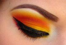 Yellow/Red/Orange