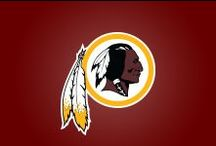 Washington Redskins Style / Up your game with some Washington Redskins fashion, food and fandom.