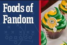 Foods of Fandom / No Homegate is complete without some home-made foods of fandom. We're sharing our favorite recipes for your next kickoff party.
