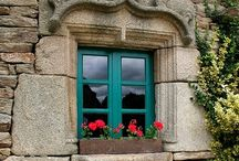 Windows Around the World / Unusual detailed windows