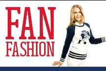 Fan Fashion / NFL Fans sure know how to root, and dress, for their favorite teams.