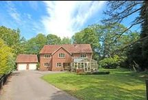 Beautiful house For sale New forest England / Stunning huge house in lyndhurst capital of the New Forest. England.