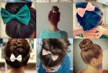 Hair Tips and DIY