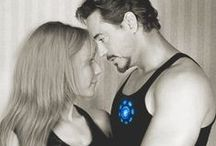 Iron Man ~ Pepperony