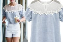 TOPs / Nice top and blouse