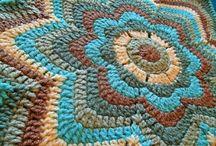 Crocheting Ideas / by Terri Craig