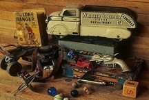 antique and vintage toys / by Fred Moore