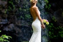 Romancing the Sun / Ceremony and reception ideas for a beach/tropical wedding.