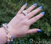 Helmipaikka.fi bracelets