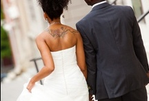 No Ordinary Love / Beautiful ideas for the nontraditional bride, because nontraditional can still be elegant.