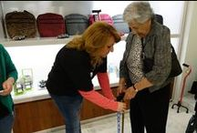 Mobility Makeovers / NOVA believes in helping people live beautiful, independent lives. Our mobility makeovers are a chance to interact directly with those we serve.