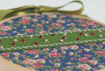 Embroidery and Stitches