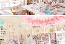 Craft Rooms and Ideas