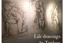 Love Life Drawing