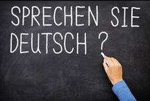 Deutsch macht Spaß / Todo los relacionado con las Clases de alemán / by Nuria Rodríguez