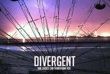 """Ðíν3ℜĝ3ńł / """"I am Divergent"""" """"I can't be controlled"""""""