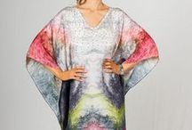 Kaftans by P.S. Frocks / Glamorous and colourful kaftans by P.S. Frocks