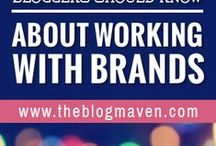 LLB- Earn Money Blogging / Do you want to be a pro blogger? Maybe you just want to work with a few brands? This board is full of information to help get you started.