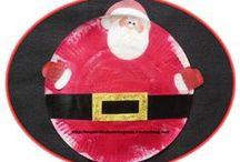Bricolages pour Noël par les p'tits loulous de Gaëla / Bricolages et activités des enfants/assistante maternelle