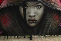 Art- street art / Art