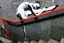 URBAN • Street art