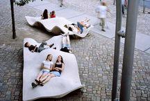 URBAN • Public seatings