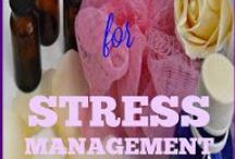 Stress Management / Articles and books on stress management and relaxation tips that do not include yoga.