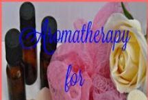 Aromatherapy / Aromatherapy books and recipes