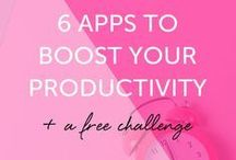 #Productivity Apps / Apps to boost your productivity... Share your best productivity apps right here.