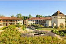 Nérac - l'Aquaresort / Dans le Lot et Garonne, la résidence L'Aquaresort de Nérac vous permettra de découvrir le Pays d'Albret. En Juillet et Août profitez aussi des pass inclus dans le tarif du logement pour découvrir le parc aqualudique attenant à la résidence de 1000m².