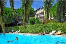 Balaruc-les-Bains - L'Arcadius / Découvrez la résidence l'Arcadius et ses appartements confortables. Vous pourrez profiter de la piscine privative de la résidence pour vous baigner.