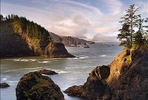 Our Beautiful State of Oregon / Gorgeous photos of beautiful Oregon landmarks / by Kinda Knotty