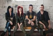 Skillet the band / by Anya N.