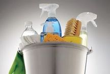 Cleaning Tips & Tricks / Helpful ideas from a good friend.