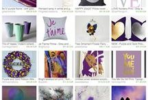 Treasure List by Kyriakis Atelier on Etsy / Here, there are many collections with beautiful items of lovely Etsy shops. Enjoy it!!