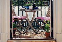 Balkony / Exterior