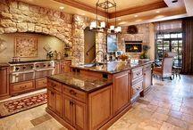 Cocinas-Kitchens / Cocinas y baños - ideas