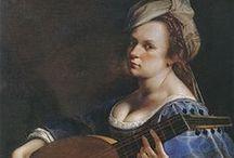 Artemisia Gentilieschi