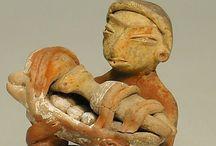 Figurillas de Tlatilco-Tlatilco Figurines