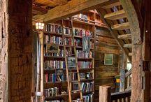 Libreros-Bookshelves/Bookcases