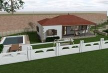Project : (House renovation) / Renovation using Archicad