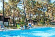 Résidence Lacanau - La Marina de Talaris / Résidence Goélia 3*** avec 2 piscines extérieures.