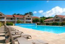 Résidence Soulac - Le Cordouan / Résidence Goélia 3*** à Soulac sur Mer avec piscine extérieure.