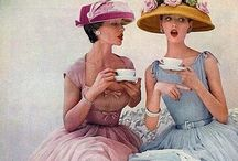 High Teas & Garden Parties - Oh so romantic! / A time honoured tradition