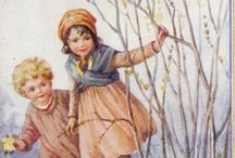 Sweet Innocence / Echoes of childhood stories past